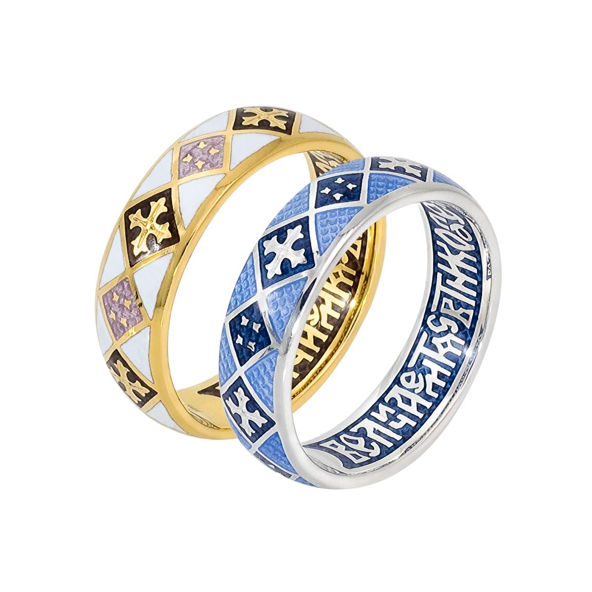 Кольцо «Величание Святителю Николаю» 03.021
